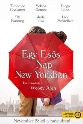 Egy esős nap New Yorkban (2019) online film