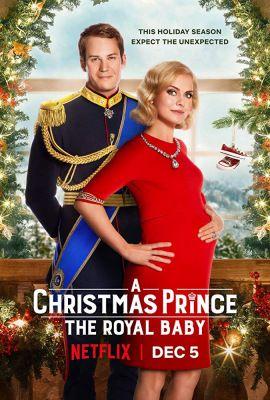 Egy herceg karácsonyra: A királyi bébi (2019) online film