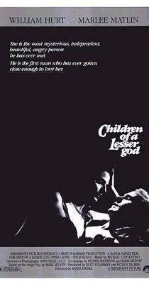 Egy kisebb Isten gyermekei (1986) online film