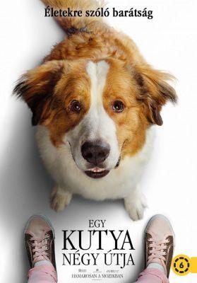 Egy kutya négy útja (2019) online film