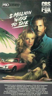 Egy lépés a halál (1986) online film