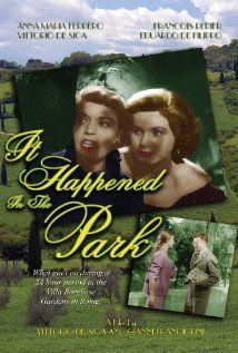 Egy nap a parkban (1953) online film