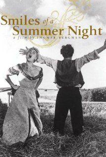 Egy nyári éj mosolya (1955) online film