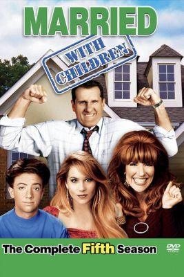 Egy Rém Rendes Család 5. évad (1991) online sorozat