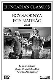 Egy szoknya, egy nadrág (1943) online film