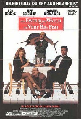 Egy szívesség, egy óra és egy nagyon nagy hal (1991) online film