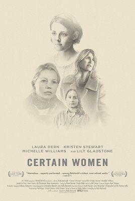Egyes nők (Certain Women) (2016) online film