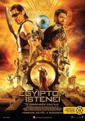 Egyiptom istenei (2016) online film