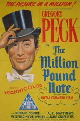 Egymillió fontos bankjegy (1954) online film