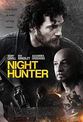 Éjjeli ragadozó (2018) online film