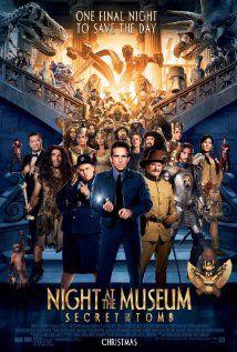 Éjszaka a múzeumban 3 - A fáraó titka (2014) online film
