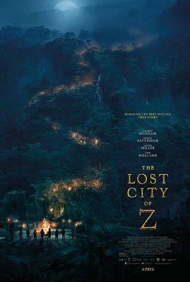 Eldorádó, az elveszett város (The Lost City of Z) (2016) online film