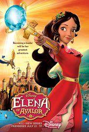 Elena, Avalor hercegnője 1. évad (2016) online sorozat