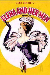 Elena és a férfiak (1956) online film