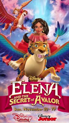 Elena és Avalor titka (2016) online film