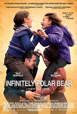 Életünk apuval (Infinitely Polar Bear) (2014) online film