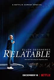 Ellen DeGeneres: Relatable (2018) online film