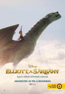 Elliott, a sárkány (2016) online film