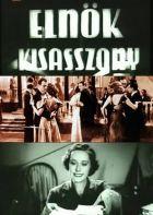 Elnökkisasszony (1935) online film