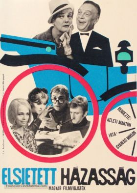 Elsietett házasság (1968) online film