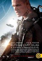 Elysium - Zárt világ (2013) online film