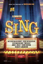 Énekelj! (2016) online film