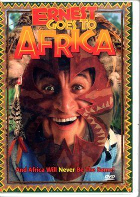 Ernest Afrikába megy (1997) online film