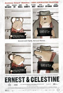 Ernest és Celestine (2012) online film