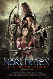 Északiak: A viking saga (2014) online film