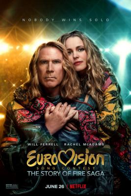 Eurovíziós Dalfesztivál: A Fire Saga története (2020) online film