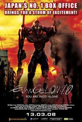 Evangelion 1.0 (Nem) vagy egyedül (2007) online film