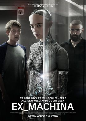 Ex Machina (2015) online film