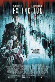 A kihalás szélén (Extinction) (2015) online film