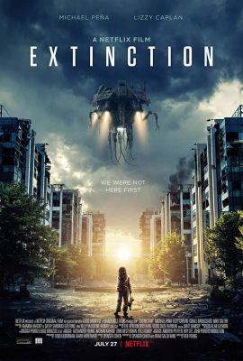 Megsemmisítés (Extinction) (2018) online film
