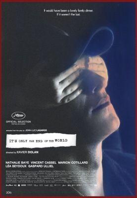 Ez csak a világ vége (2016) online film