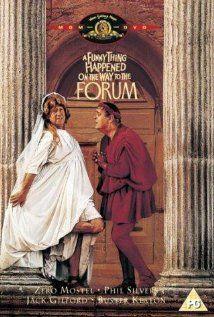 Ez mind megtörtént útban a Fórum felé (1966) online film