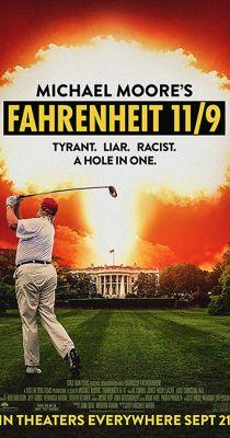 Fahrenheit 11/9 (2018) online film