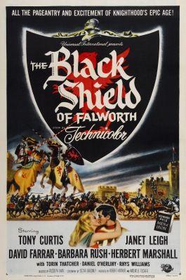Falworth sötét pajzsa (1954) online film
