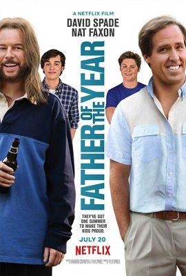 Father of the Year (2018) online film