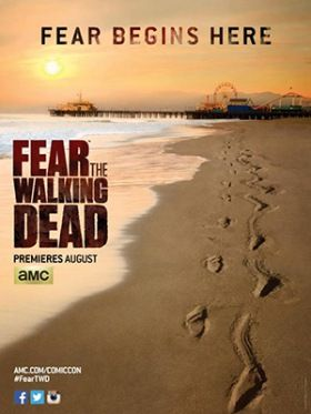 Fear the Walking Dead: 1. �vad (2015) online sorozat