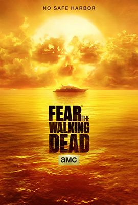 Fear the Walking Dead 2. �vad (2016) online sorozat