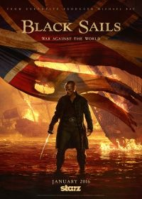 Fekete vitorl�k 3. �vad (2016) online sorozat