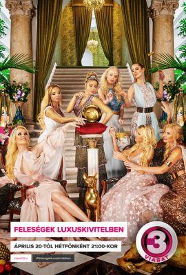 Feleségek luxuskivitelben 3. évad (2020) online sorozat
