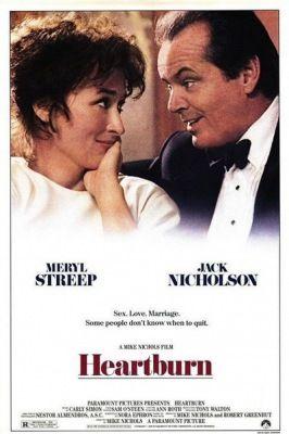 Féltékenység/Heartburn (1986) online film