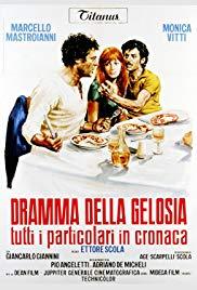 Féltékenységi dráma (1970) online film