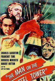 Férfi az Eiffel tornyon (1949) online film