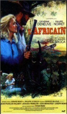 Férjem Afrikában (1983) online film