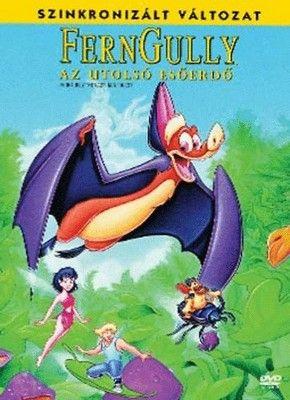 Ferngully, az utolsó esőerdő (1992) online film