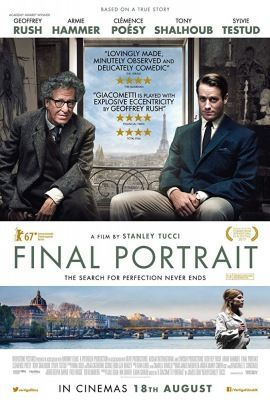 Final Portrait (2017) online film