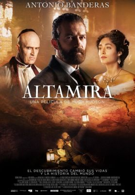 Finding Altamira (2016) online film
